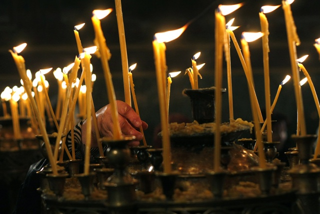Bulgaria: Bulgarian Orthodox Church Doubles Candle Prices