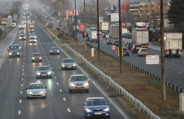 Bulgaria: Traffic Police Expects 200 000 Vehicles to Leave Sofia in Next Two Days