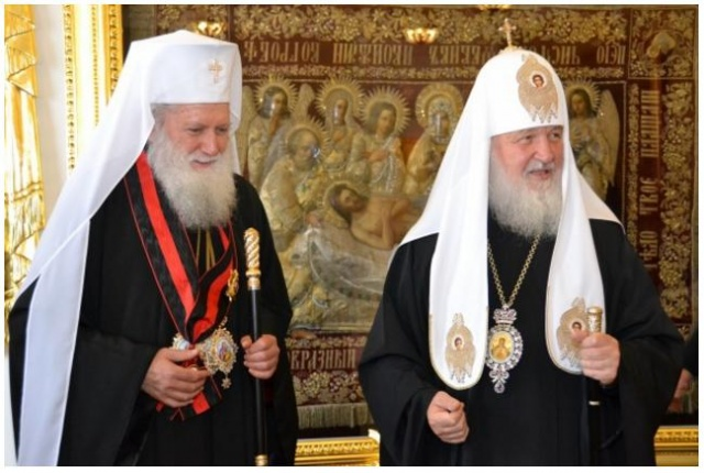 Bulgaria: Russia's Patriarch Kiril to Visit Sofia Early Next Year