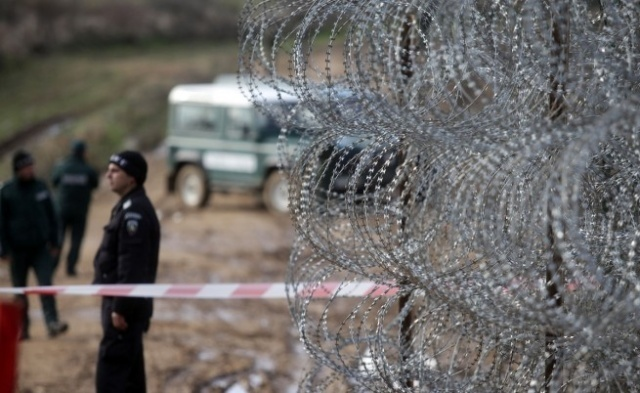 Bulgaria: Bulgarian IntMin Hopes Fence at Border with Turkey to be Completed in March