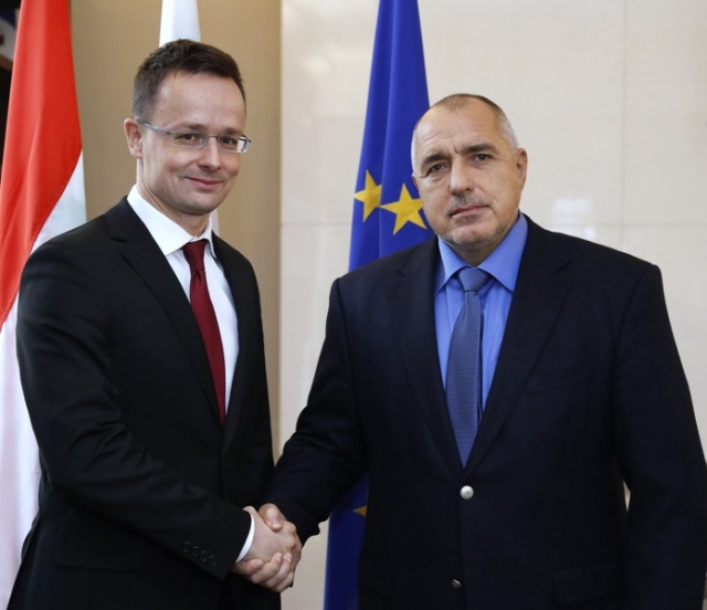 Bulgaria: Bulgaria, Hungary Agree to Boost Economic, Trade Ties