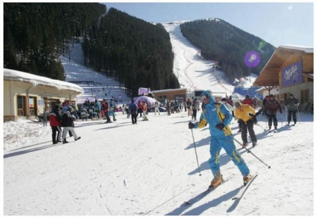 Bulgaria: Telegraph: Borovets Is Europe's 'Booziest Ski Resort'