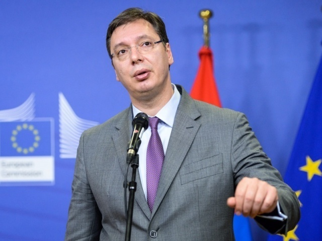 Bulgaria: Serbia's PM Vucic Asks President to Call Early Elections
