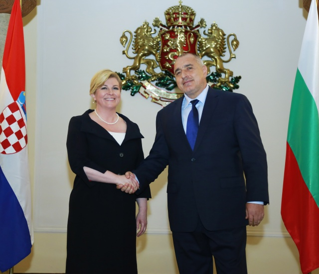 Bulgaria: Bulgaria PM Calls for Bolstered Control of EU's Exernal Borders