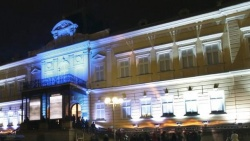 Bulgaria: Sofia Landmarks Light Up for Autism Awareness Day