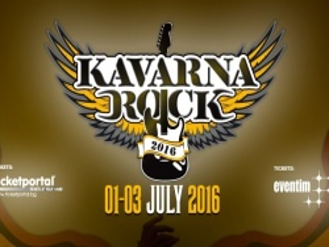 Bulgaria: Kavarna Rock Fest 2016: First 3 Bands Confirmed