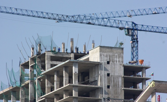 Bulgaria: Bulgaria Posts 63% Rise in Number of Dwellings in New Buildings Completed in Q1