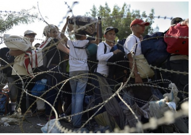 Bulgaria: German Report Warns Migrant Inflow 'Being Channelled Through Bulgaria'
