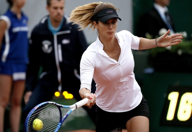 Bulgaria: Rain Suspends Roland Garros 1/8 Final Between Pironkova, Radwanska