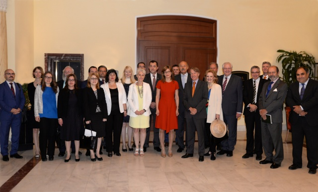 Bulgaria: EU Ambassadors Note Progress of Bulgaria's Judicial Reform