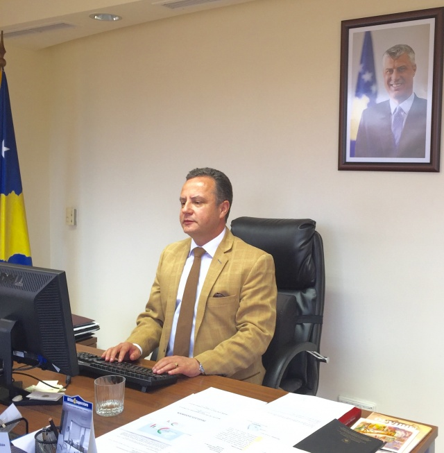 Bulgaria: Shpend Kallaba: Sofia Remains Substantial Reference for Kosovo