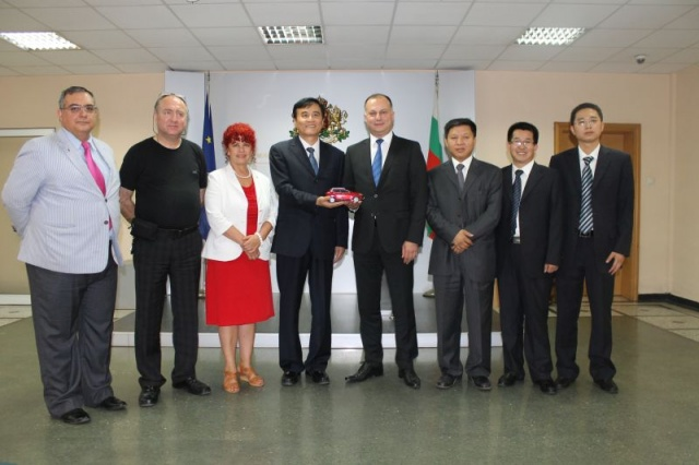 Bulgaria: China's JAC Motors Looks into Opportunities to Start Making Electric Cars in Bulgaria