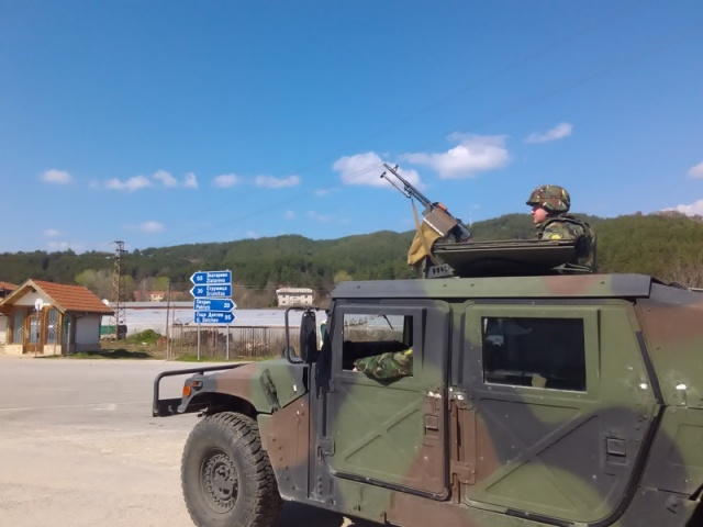 Bulgaria: Police Detain 35 Migrants in NW Bulgaria
