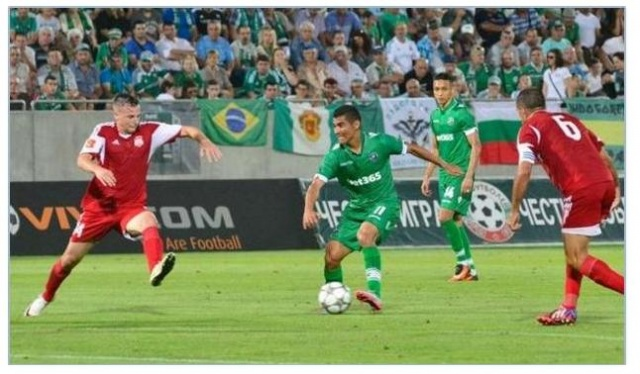 Bulgaria: Ludogorets, Crvena Zvezda Tied in Champions League Qualifier