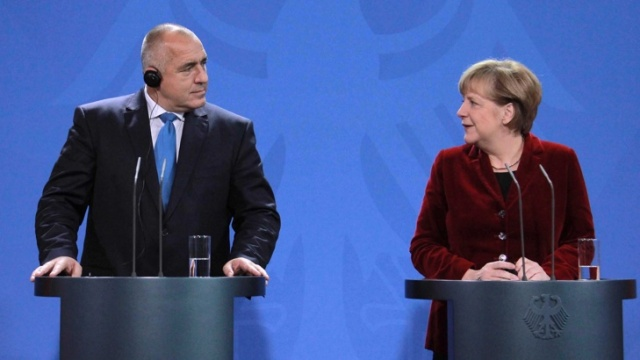 Bulgaria: Bulgaria Says Angela Merkel Pledges Support for Its Bid for Additional Help from Frontex