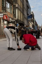 Sweden Studying Options to Ban Begging