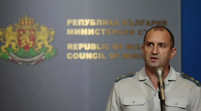 Bulgaria: Bulgaria's Govt Proposes Discharge of Air Force Chief