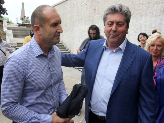 Bulgaria: Bulgaria's ABV Party Backs Rumen Radev for President