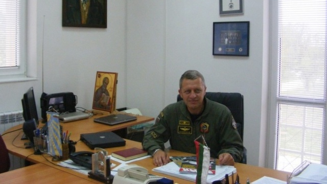 Bulgaria: Defense Attache in Washington Nominated as New Bulgarian Air Force Chief