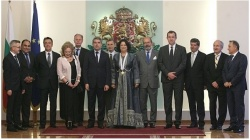 Bulgaria: Bulgaria's President Awards Orders to Ambassadors of Italy, Morocco