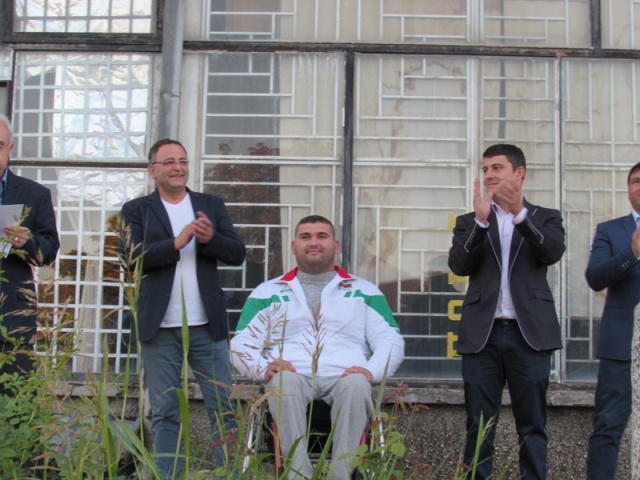 Bulgaria: Bulgarian Paralympics Gold Medalist To File Complaint with Discrimination Commission