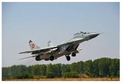 Bulgaria: Bugaria Halts Public Tender for Supply of Ten MiG-29 Engines