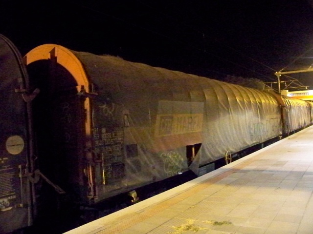 Bulgaria: Bulgarian Police Find 65 Migrants Hiding in Cargo Train