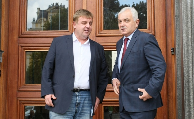 Bulgaria: Krasimir Karakachanov, a Nationalist Candidate Benefitting from Bulgaria's Migrant Crisis