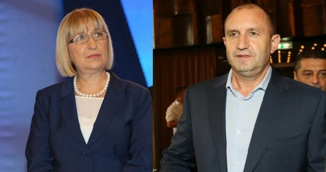 Bulgaria: Alpha Research: First Two Presidential Candidates Supported by Less Than 50% of Voters