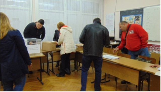 Bulgaria: Bulgarians Abroad Voting in 71 States