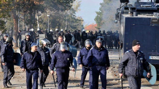Bulgaria: Disturbances in Bulgaria's Harmanli Refugee Camp Under Control
