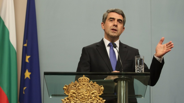 Bulgaria: Bulgaria's President To Hand First Probe Mandate on Friday