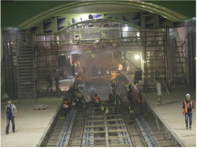 Bulgaria: First Sofia Metro Line Running Again after Monday Failure