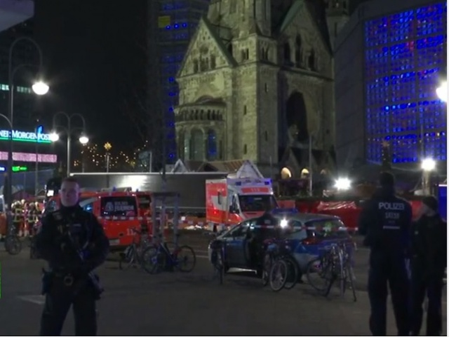 Bulgaria: Berlin Attack Suspect Shot Dead in Italy
