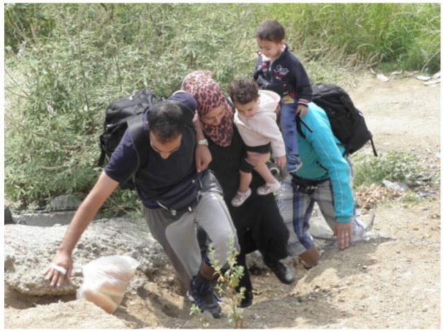 Bulgaria: Bulgarian Police Detained 19 000 Migrants Last Year