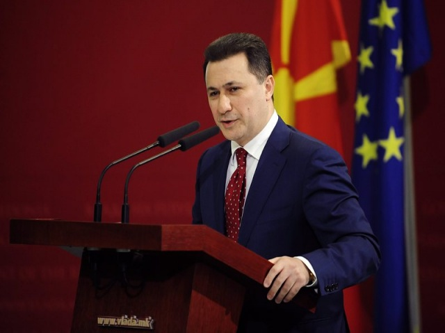 Bulgaria: Macedonia's Gruevski Handed Mandate to Form Govt