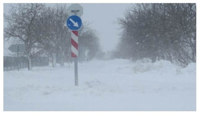 Bulgaria: Heavy Snow Cuts 117 Bulgarian Villages Off from Power