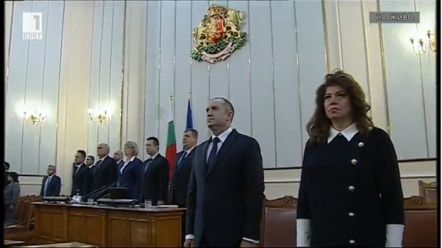 Bulgaria: Radev's First Days: Caretaker Govt Appointment, Disbanding of Parliament