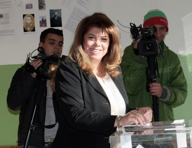 Bulgaria: Bulgaria's Vice President 'Cannot Give Up Party Overnight'