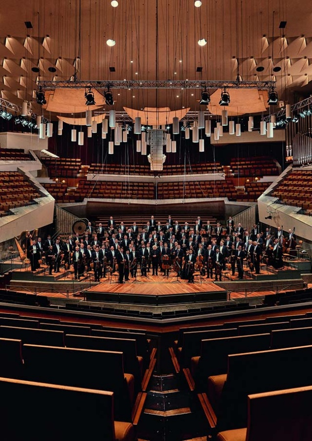 Bulgaria: Goethe-Institut Presents Concerts from the Digital Concert Hall of the Berlin Philharmonic