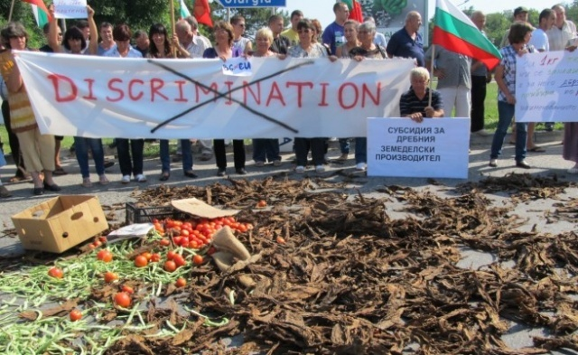 Bulgaria: Farm Protests are Expected Again in Various Parts of Bulgaria