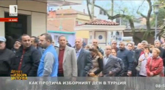 Bulgaria: Tension Over Declarations Among Voters in Turkey's Bursa Continues