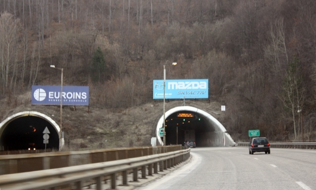 Bulgaria: 'Vitinya' Tunnel To Be Closed Today