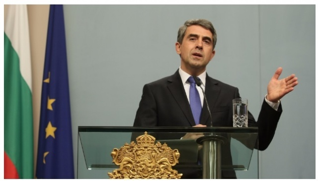 Bulgaria: Rosen Plevneliev with Report on Russian Cyber Attack During Local Elections in 2015