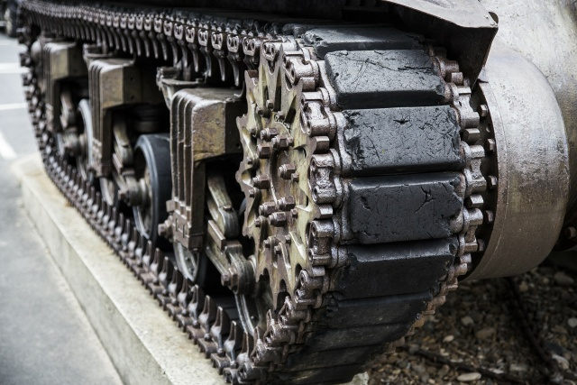 Bulgaria: Bulgarian Arms Factories Winning From the World Conflicts