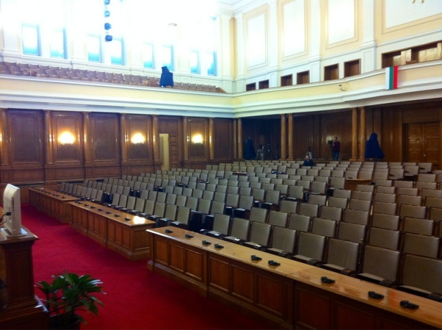Bulgaria: Members of SJC Judicial and Prosecutors' Bodies, of the Parliament's Quota, to be Elected with at Least 2/3 of MP Votes