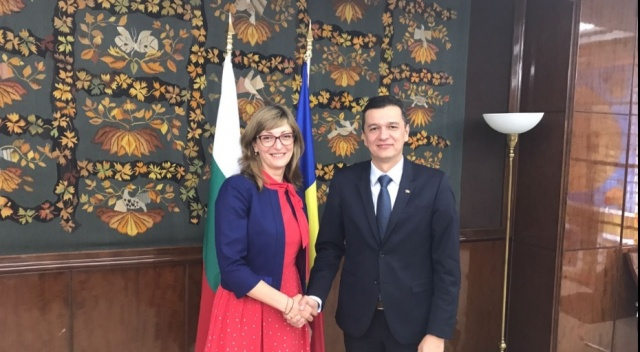 Bulgaria: Bulgarian FM: 'Bulgaria and Romania Must Continue the Co-Operation on Shared Issues'