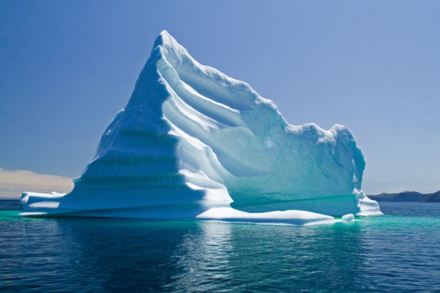 Bulgaria: One of the Largest Icebergs Ever is About to Break off Antarctica