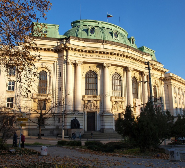 Bulgaria: Psychology is the Most Desired Course in Sofia University
