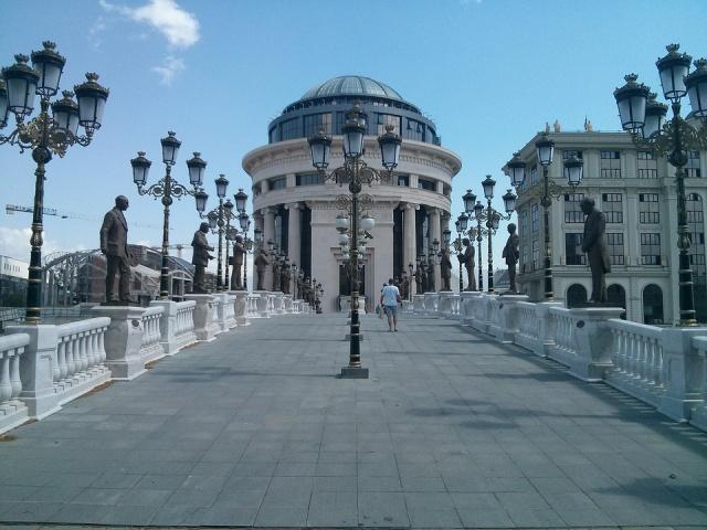 Bulgaria: Berlin: Macedonia Belongs to the European Union